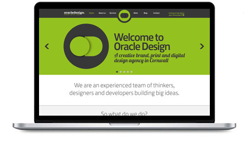 About Oracle Design