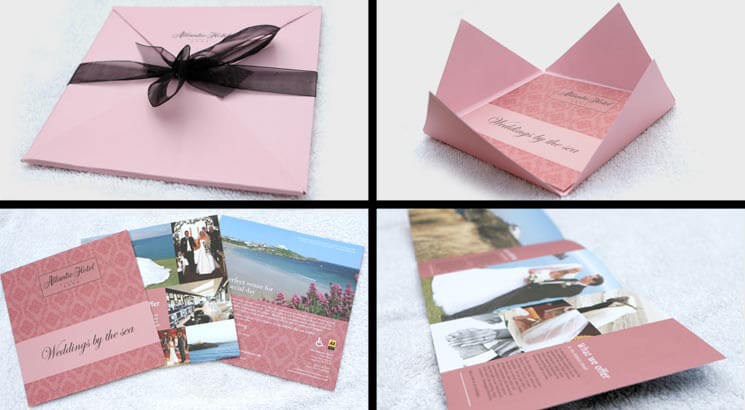 Wedding Brochure Design Cornwall