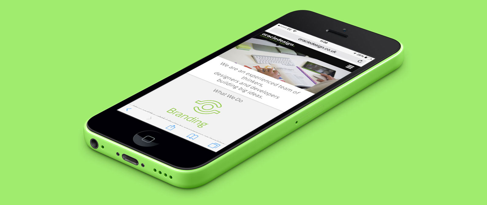 Mobile responsive website design in Cornwall
