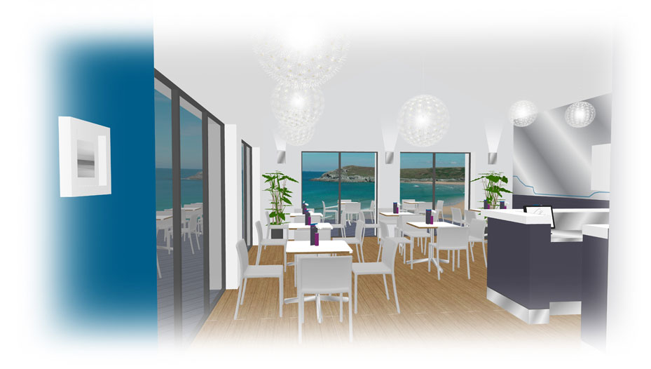 C-Bay Restaurant Design Cornwall