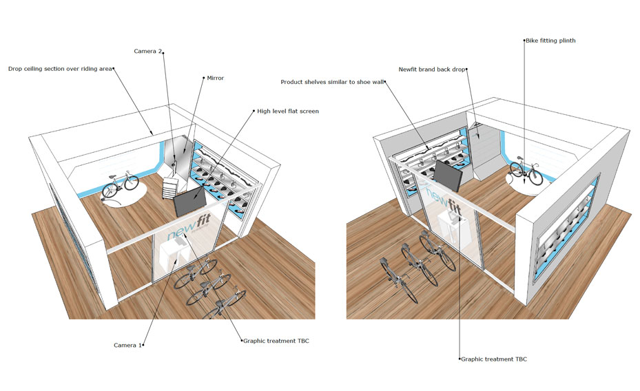 Exhibition stand design cornwall