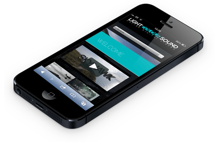 Mobile web design Cornwall