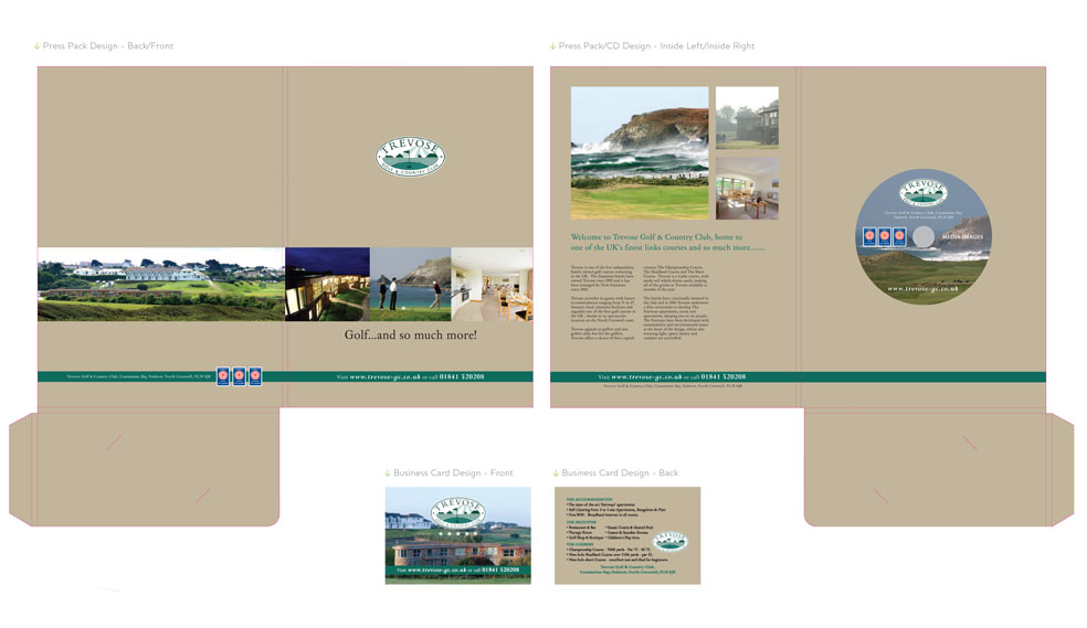 Folder Design Cornwall