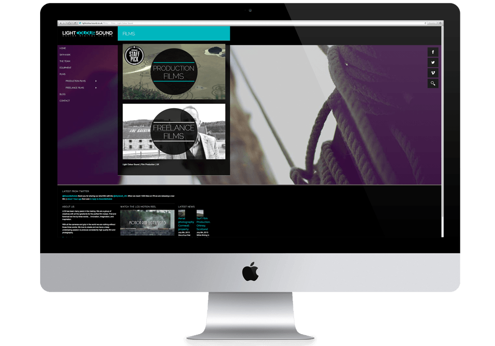 Web design Newquay