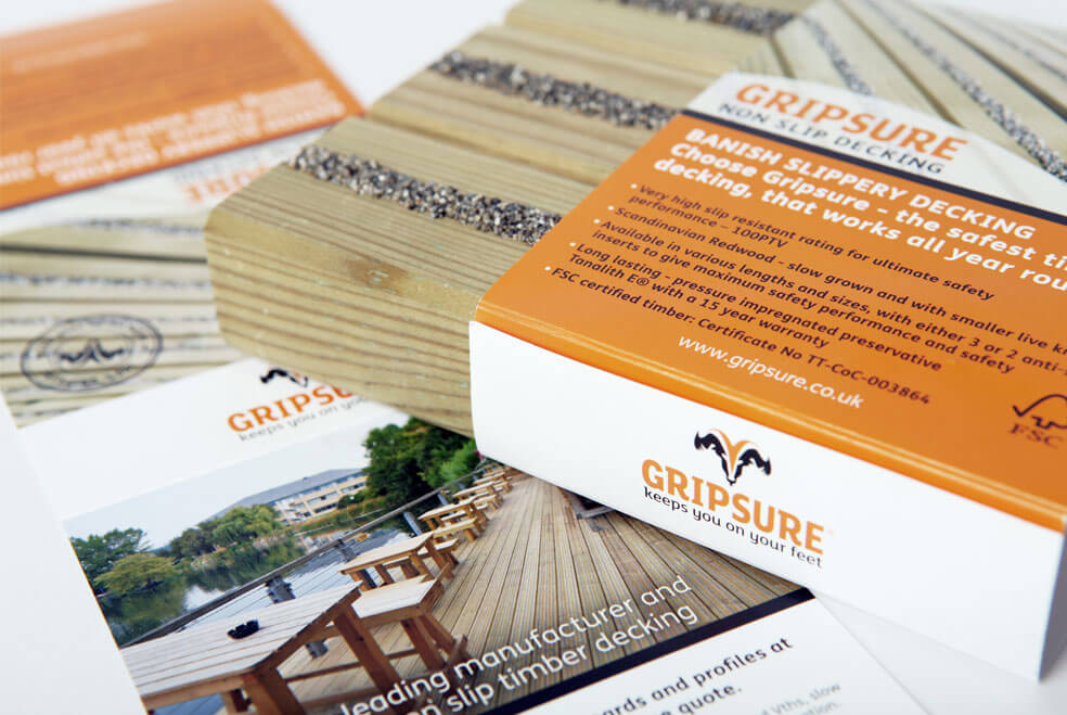 Gripsure Packaging Design