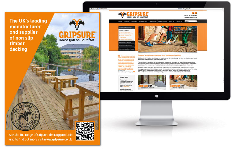 Advertising Cornwall Gripsure