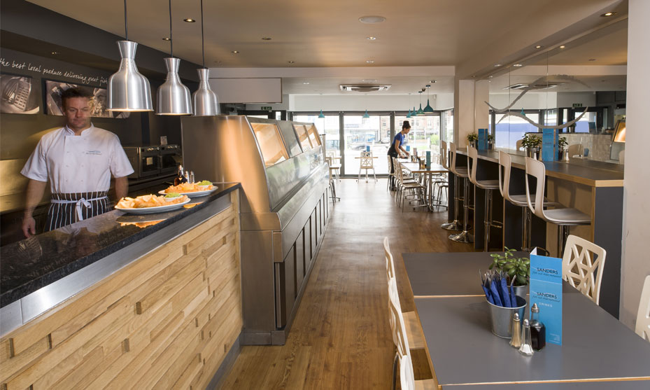 Restaurant Interior Design Cornwall