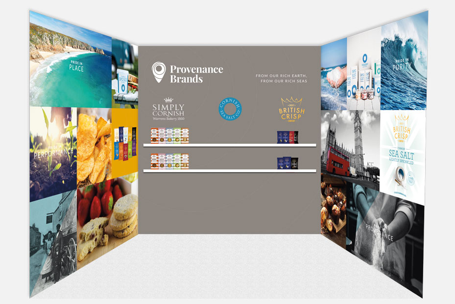 Exhibition Stand Design in Cornwall