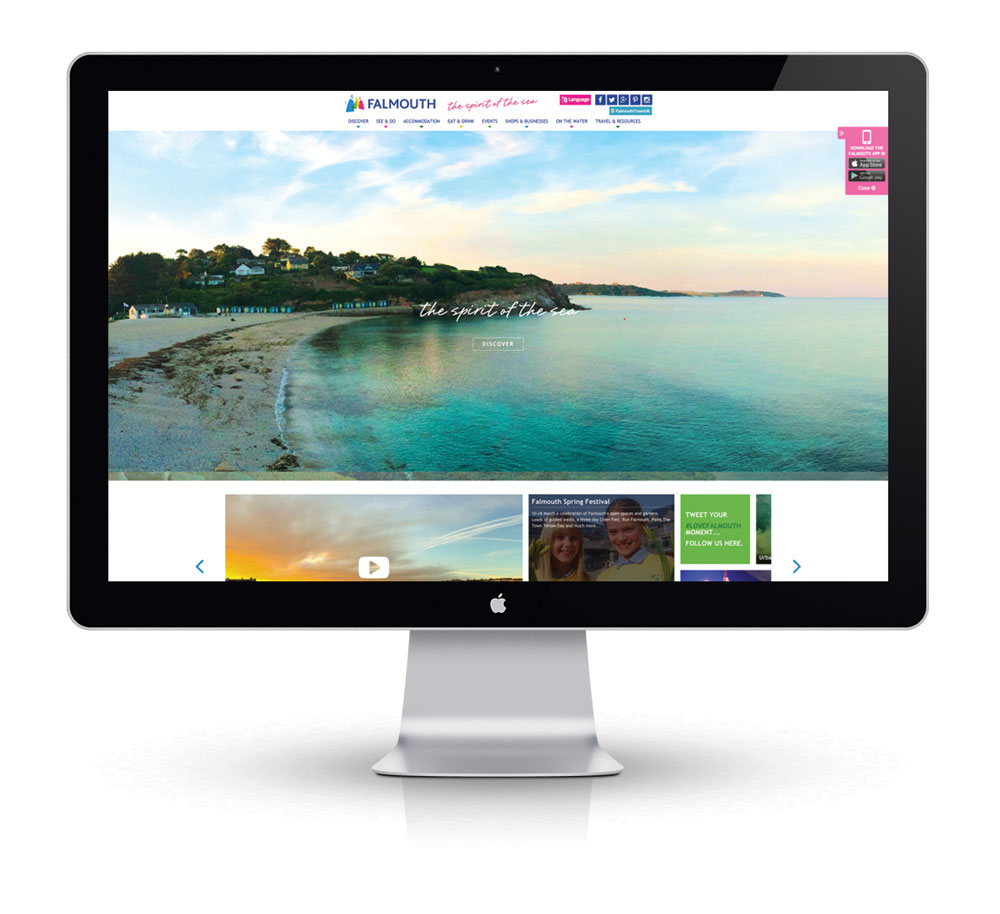 Website Design Falmouth