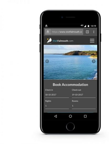 Visit Falmouth Mobile Site