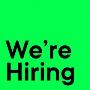 Were Hiring Post 01 e1566397191600 - We're Hiring - Graphic Designer